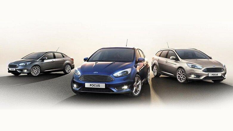 Ford Focus, автомобиль, машина