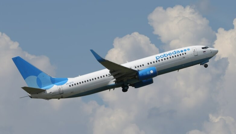 Самолёт Boeing 737