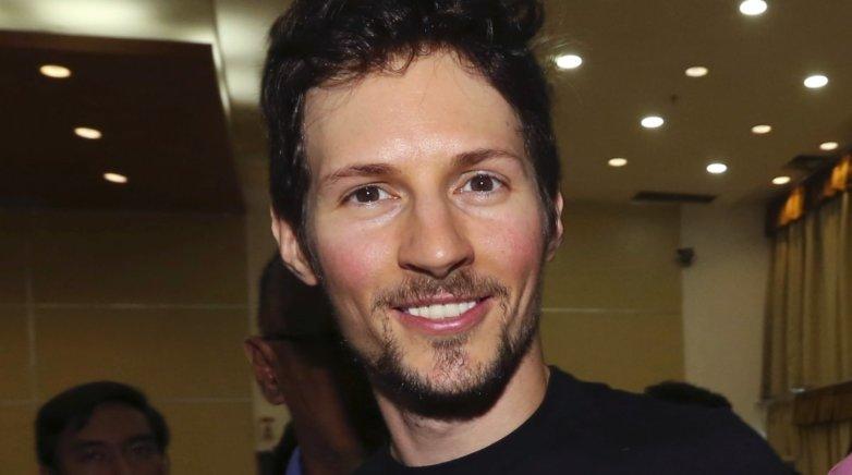 Павел Дуров, основатель сети ВКонтакте и Telegram