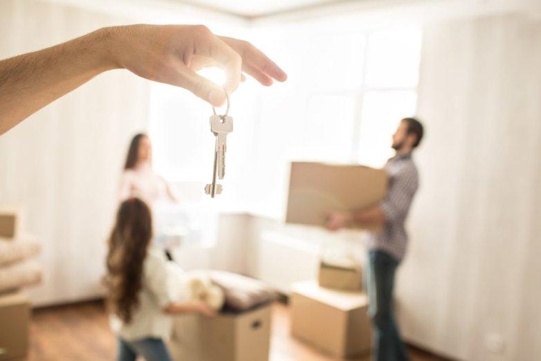 Ипотека, молодая семья, переезд