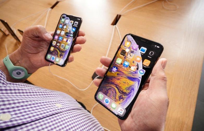 Apple iPhone XS и XS Max