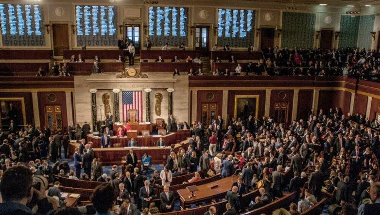 Конгресс США, Вашингтон