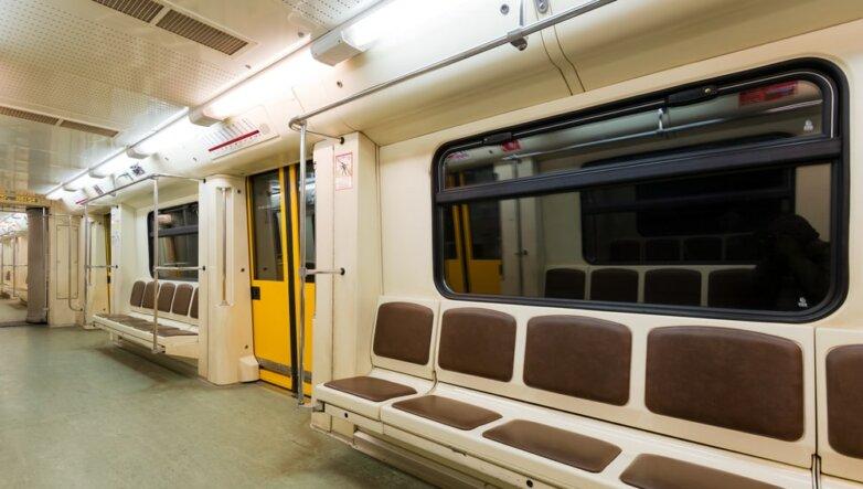 Вагон, метро