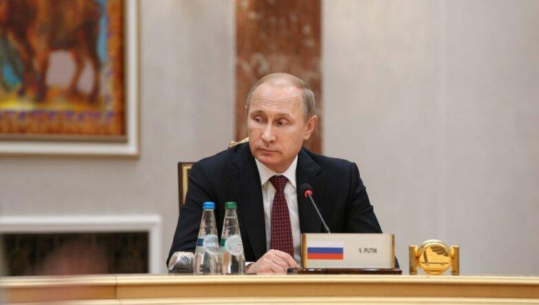 Президент Российской Федерации Владимир Путин