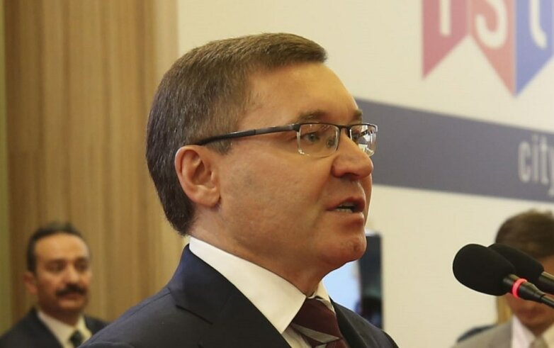 Владимир Якушев, глава Минстроя РФ