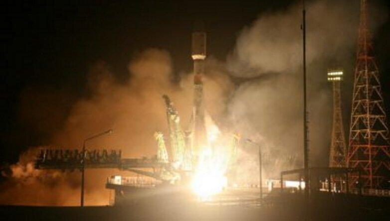 Запуск спутника Egyptsat-A