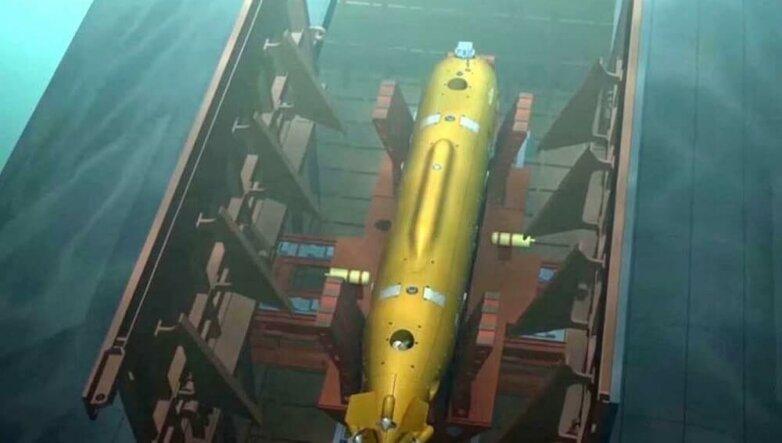 Ядерный подводный беспилотный аппарат «Посейдон»