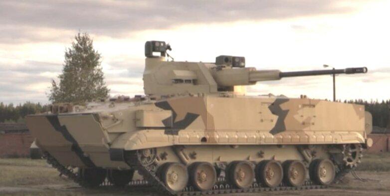 АУ-220М, армия РФ, бронетехника