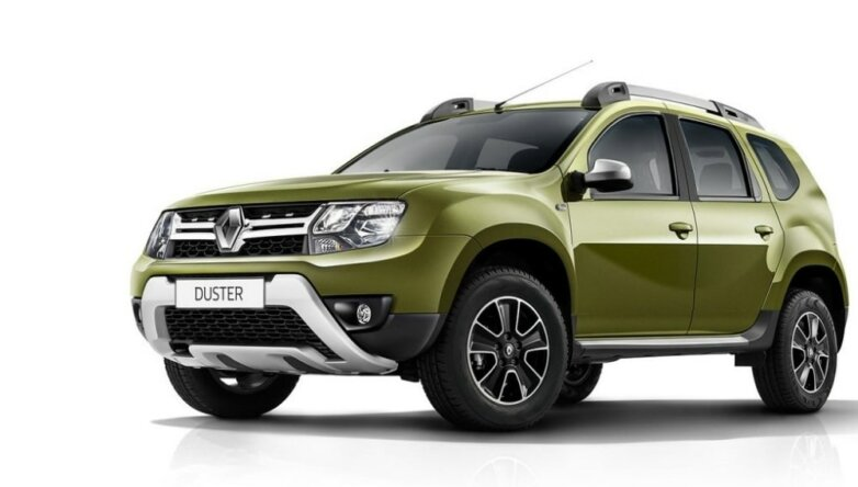 Renault Duster «Drive Plus»