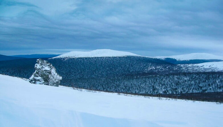 Перевал Дятлова, Северный Урал