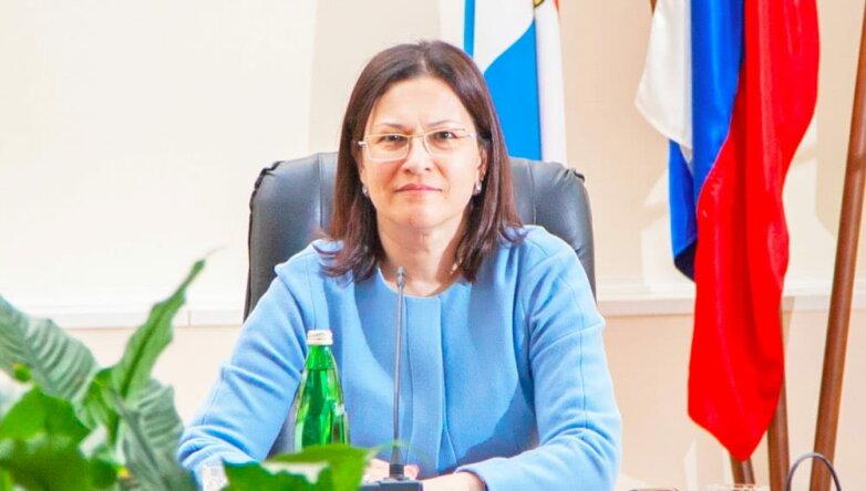 Бывший мэр города Ессентуки Лариса Писаренко