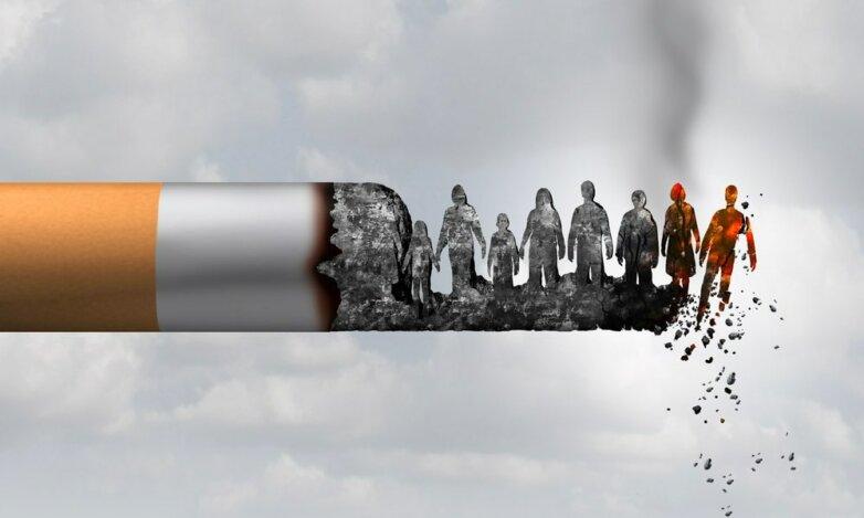 Сигарета, вред от курения