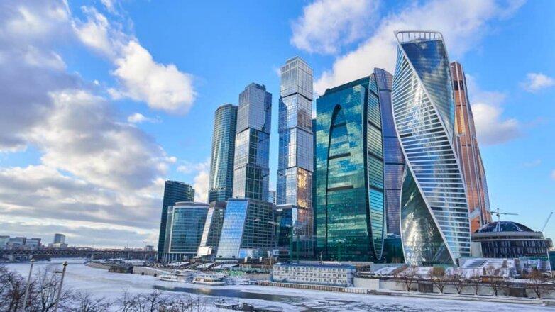 Москва Сити, Moscow City