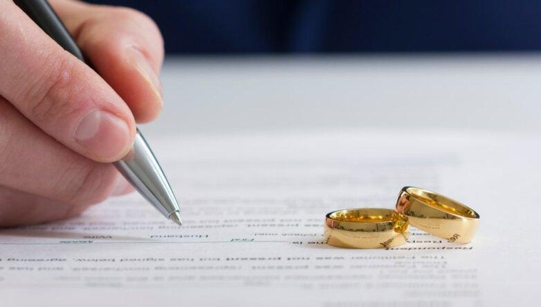 Бракосочетание, свадьба, развод, расторжение брака
