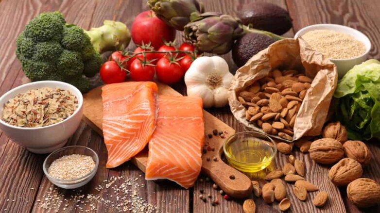 Здоровая пища, еда, образ жизни