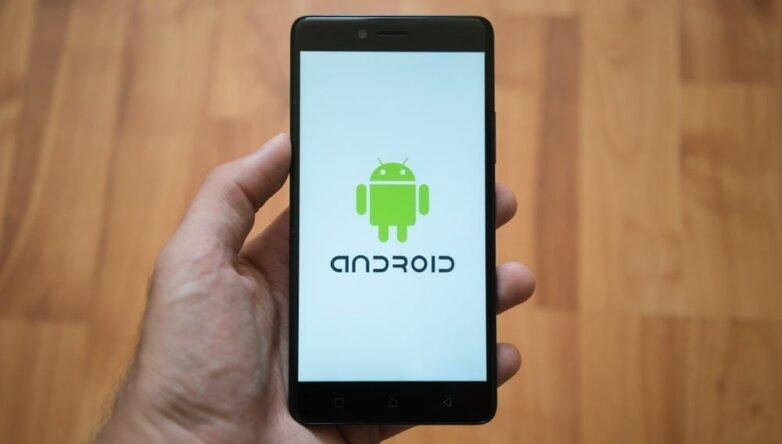 Android, телефон, смартфон