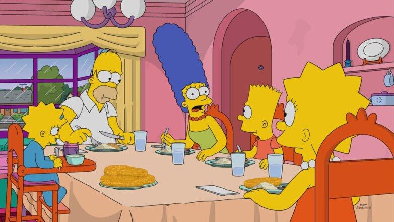Симпсоны, The Simpsons, мультсериал