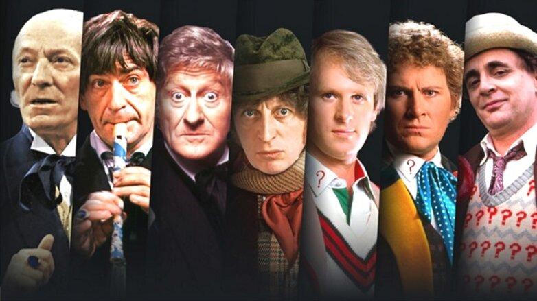 Актеры игравшие главную роль в сериале «Доктор Кто»