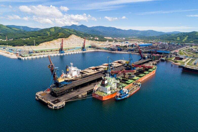 Восточный Порт обладает уникальными возможностями, которые превратили его в главные угольные ворота страны.