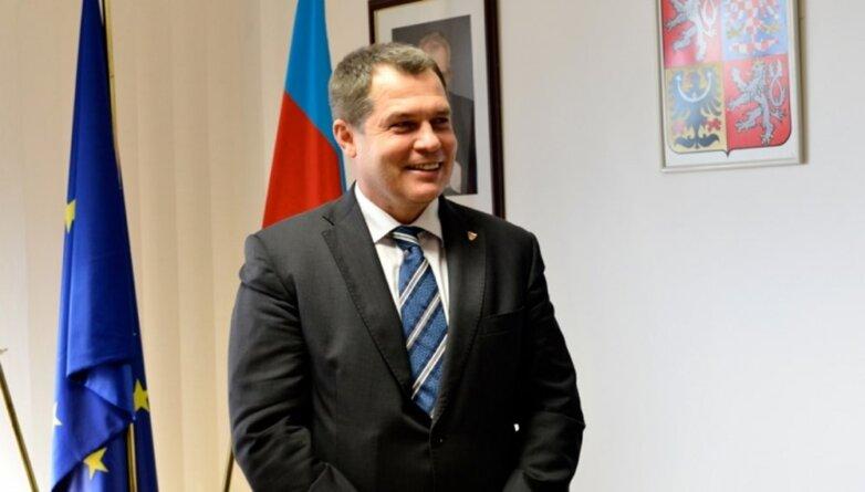 Посол Чешской Республики в Москве Витезслав Пивонька