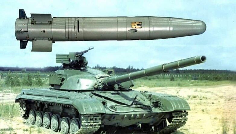 """Комплекс управляемого танкового вооружения """"Кобра"""""""