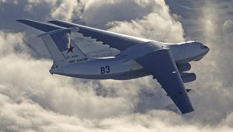 Самолёт-топливозаправщик Ил-78
