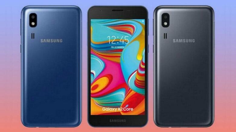 Samsung Galaxy A2 Core, телефон, смартфон