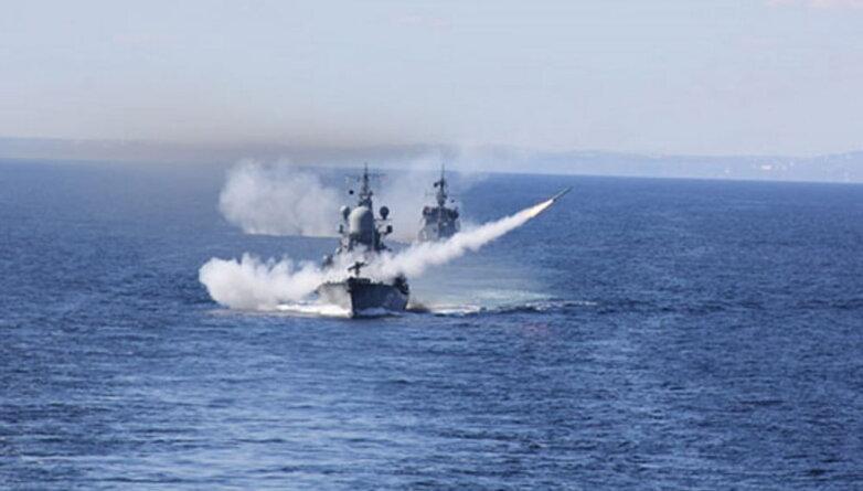 Корабль, катер, боевая ракета, ВМФ, армия, военные, российские, русские