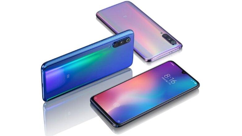 Xiaomi Mi9, телефон, смартфон