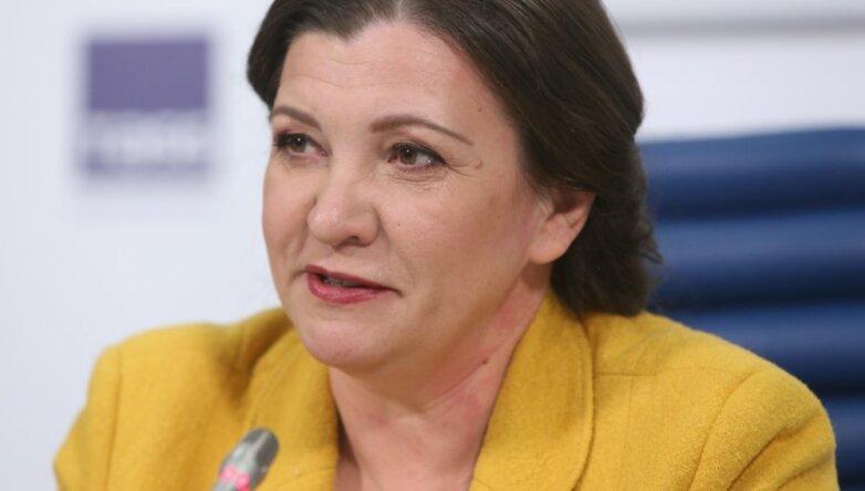 Президент Гильдии межэтнической журналистики Совета по межнациональным отношениям Маргарита Лянге