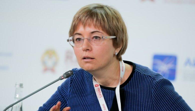 Первый зампред ЦБ России Ксения Юдаева