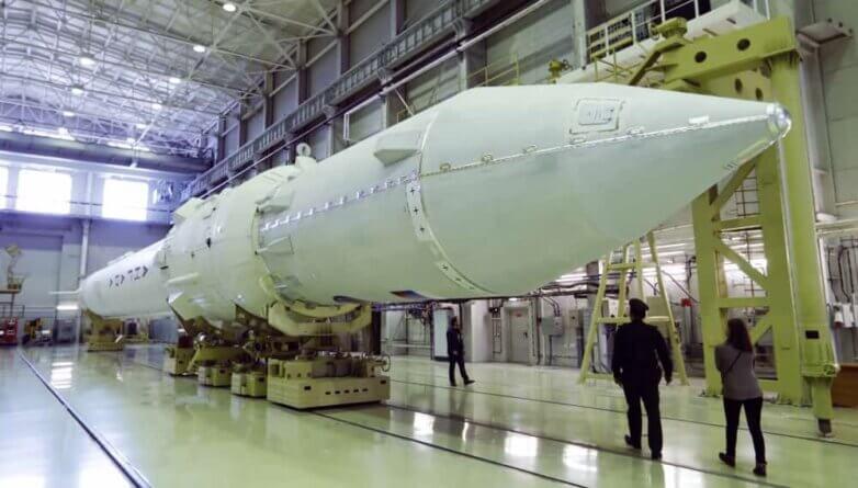 Космический ракетный комплекс «Ангара»