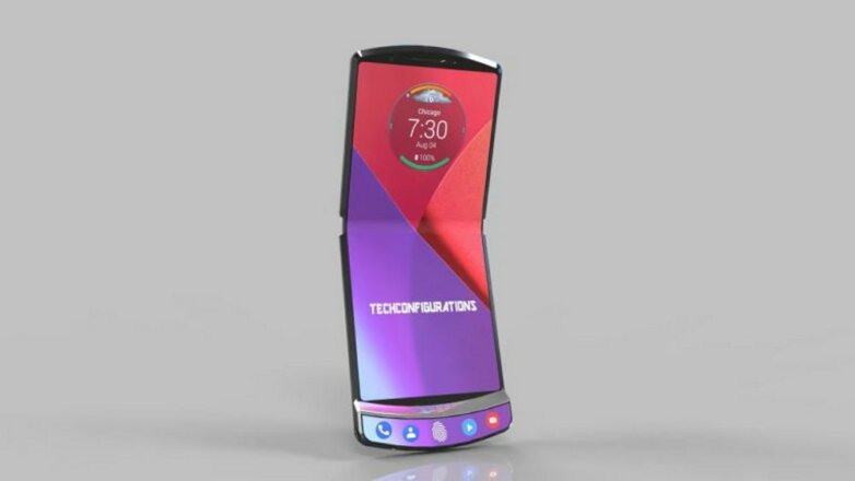 Motorola RAZR, телефон, смартфон