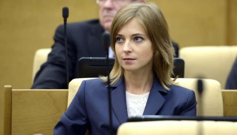 Депутат ГД Наталья Поклонская