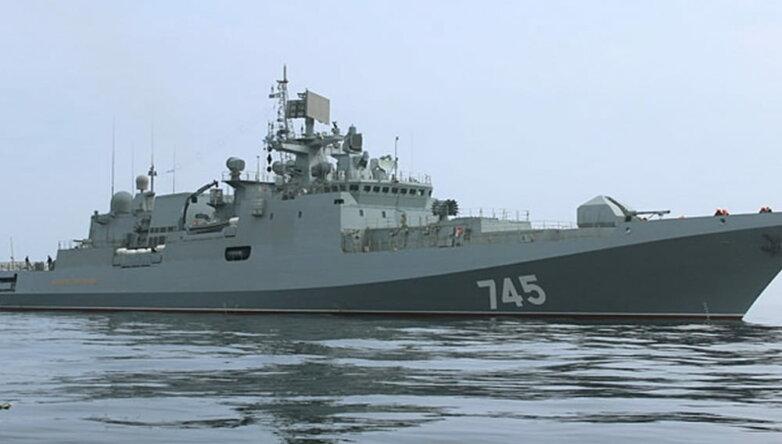 Фрегат «Адмирал Григорович», армия, флот, ВМФ
