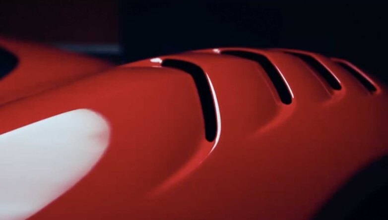 Тизер Ferrari Prototipo