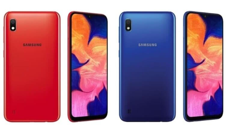 Samsung Galaxy A10, телефон, смартфон
