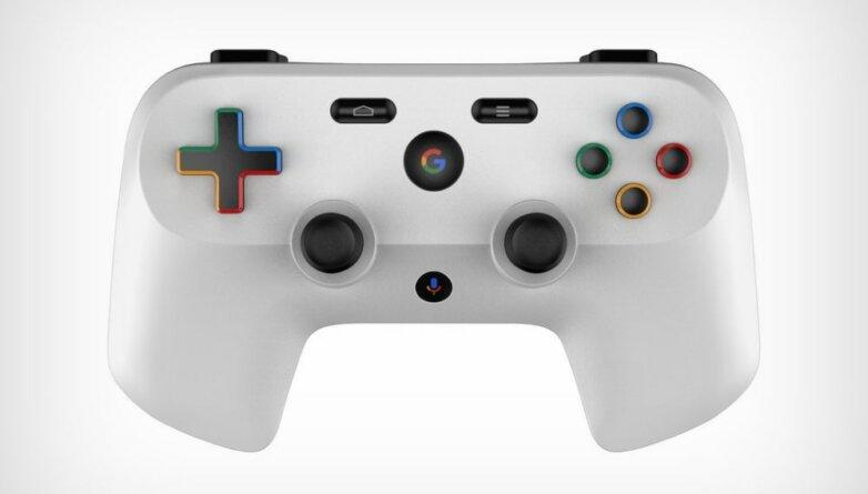 Игровой контроллер Google