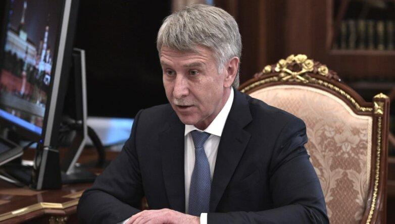 Глава компании «НОВАТЭК» Леонид Михельсон