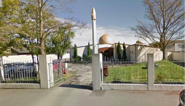 Мечеть Аль-Нур в пригороде Линвуд новозеландского г. Крайстчерч