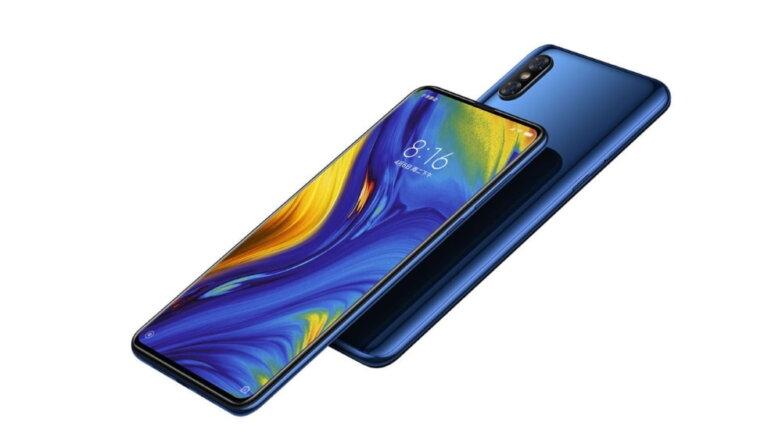 Xiaomi Mi Mix 3 5G, телефон, смартфон