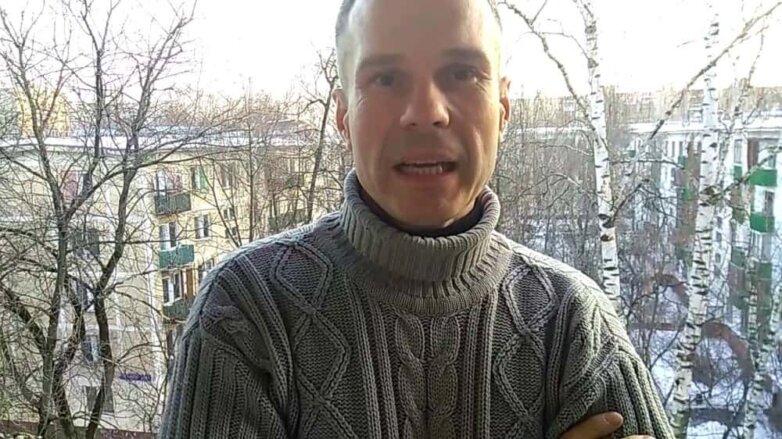 """Олег Резанов, по прозвищу """"повелитель холода"""""""