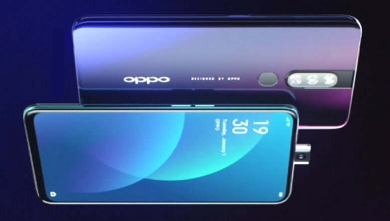 Oppo F11 Pro, телефон, смартфон