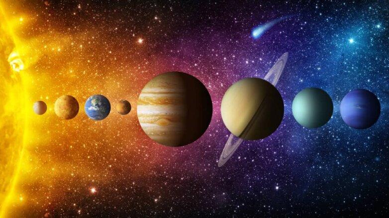 Солнечная система, планеты