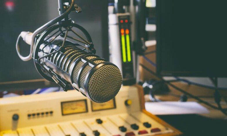radio радио микрофон