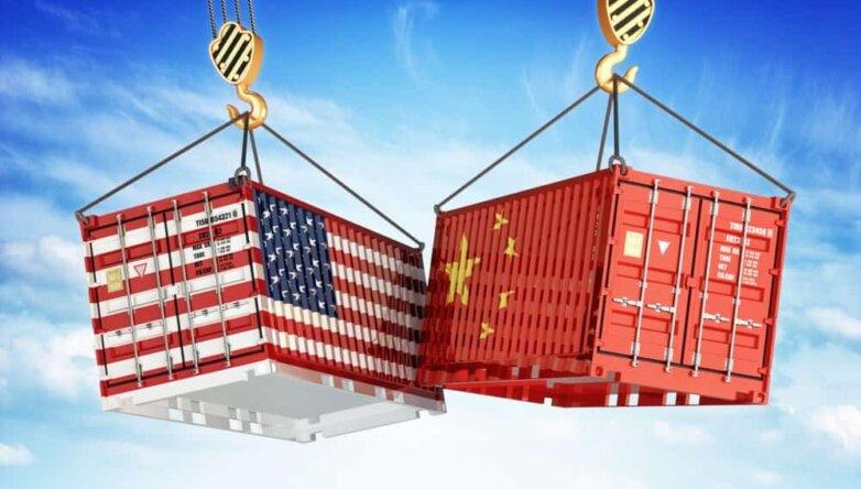 Торговая война, США, Китай