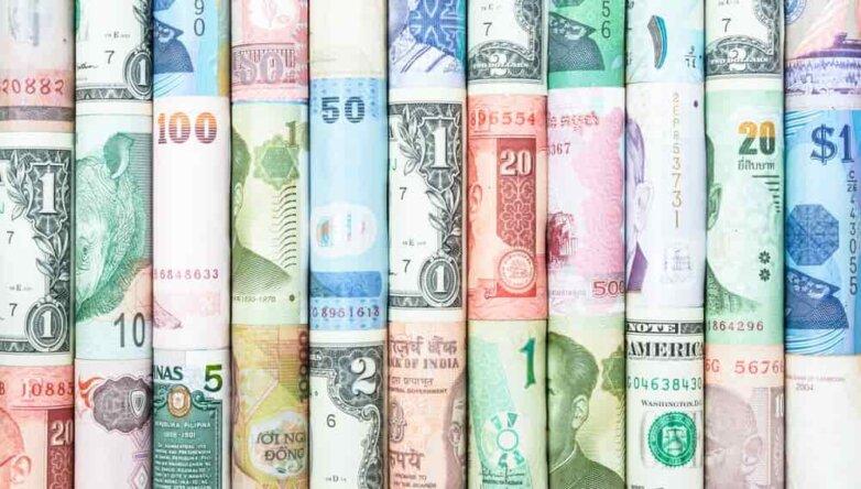 Деньги, банкноты, валюта
