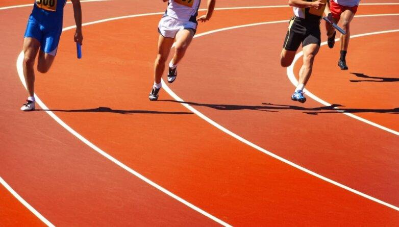 Атлеты, спорт