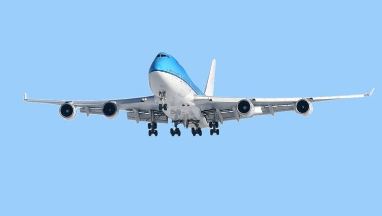 Boeing 747, самолёт