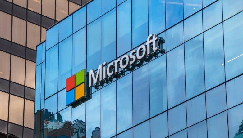 Microsoft логотип офис компании